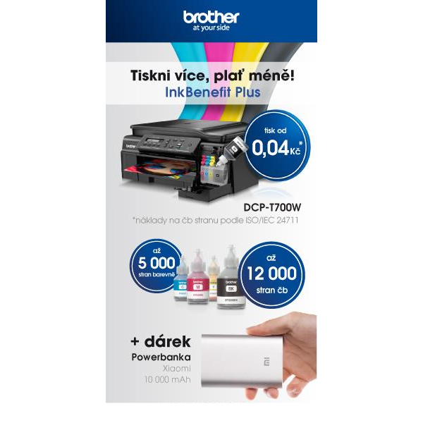 Brother Ink Benefit Plus